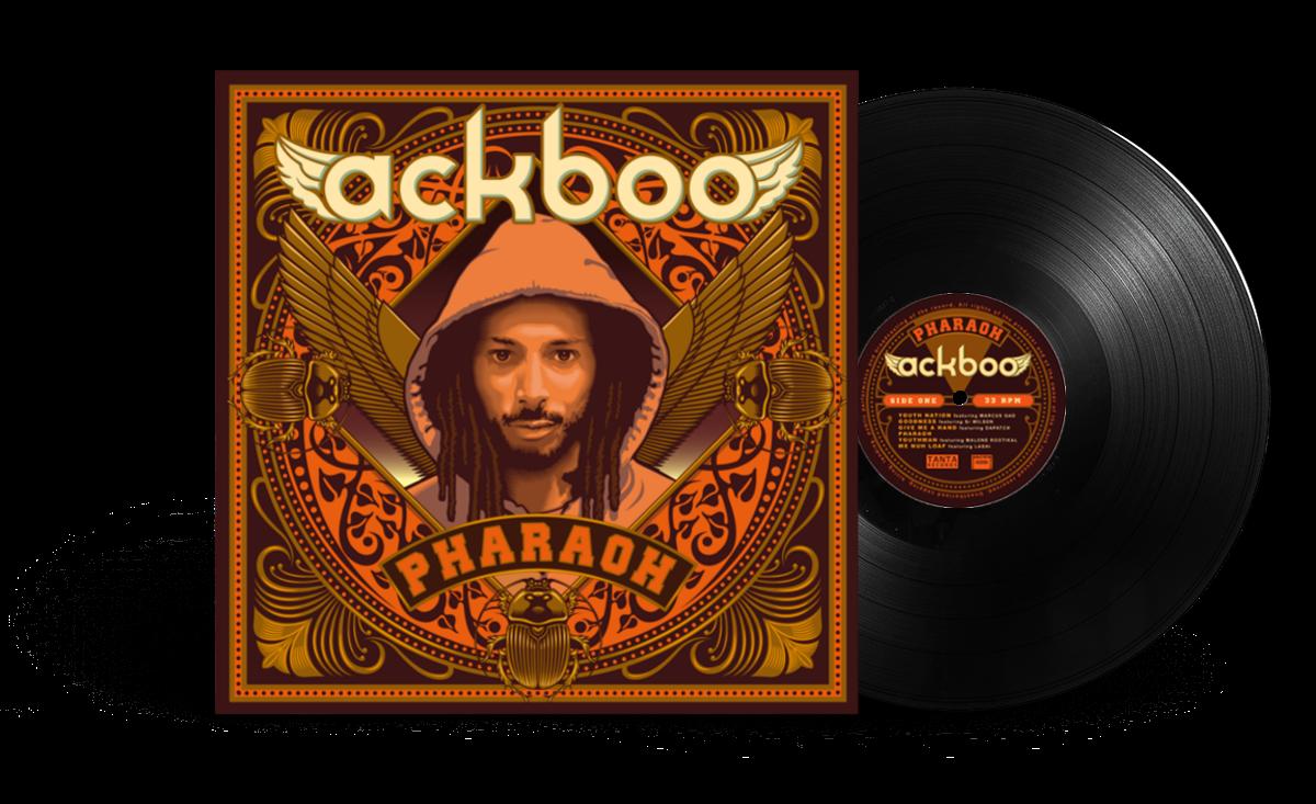 Pharaoh vinyl
