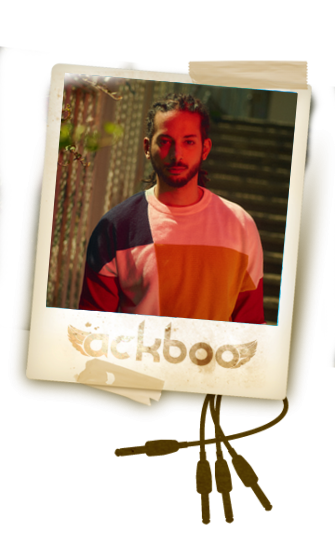 Ackboo 2018 Pharaoh press photo