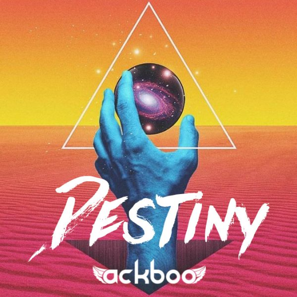 Ackboo - destiny single